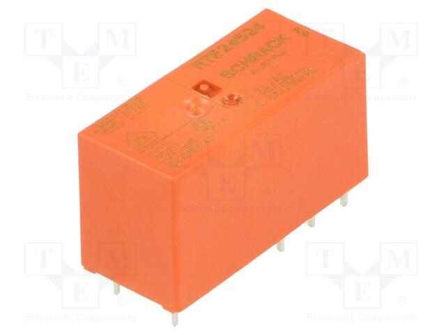TE Connectivity 1-1393243-5 - Relay: electromagnetic