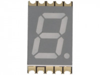 7-segment SMT LED display by LITEON
